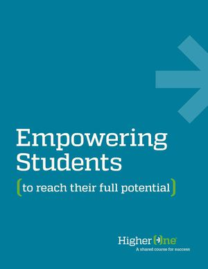 Empowering Students To Reach Their Full Potential