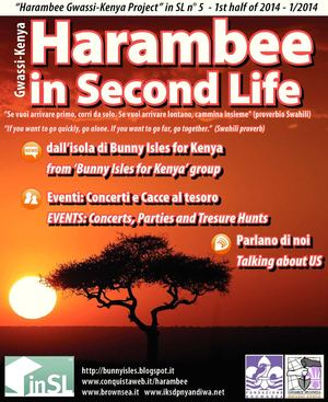 Harambee in Second Life 05