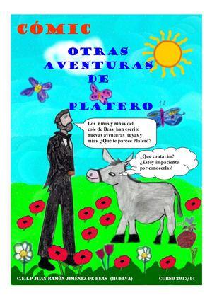Calameo Comic Otras Aventuras De Platero Y Juan Ramon