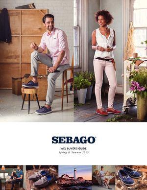 Sebago Buyers Guide SS2015