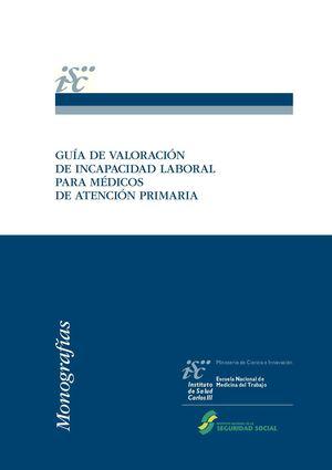 Calaméo - Guia 2010 d´Incapacitat Laboral