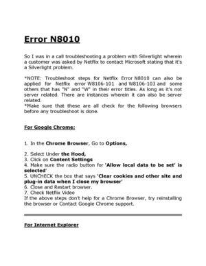 Calaméo - Error N8010