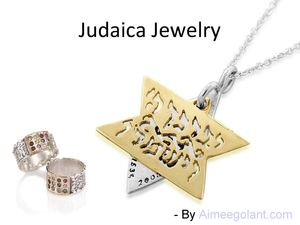 Judaica Jewelry: Popular One For Modern Fashion
