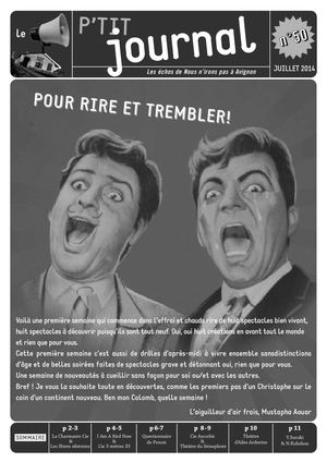 Le P'Tit Journal n°50