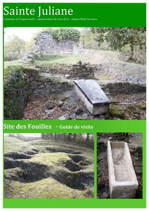 SAINTE JULIANE - Roquecourbe - Guide de Visite