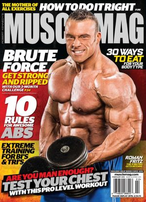 MuscleMag February 2014