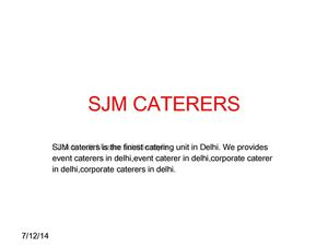 outdoor Catering service Provider in India