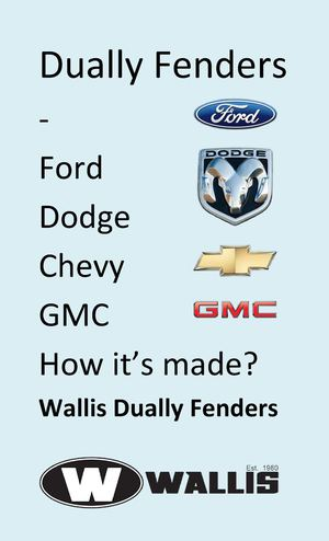 Calaméo - Dually Fenders for Ford, Dodge, Chevy, GMC