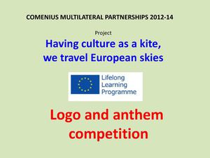 Logo and anthem competition