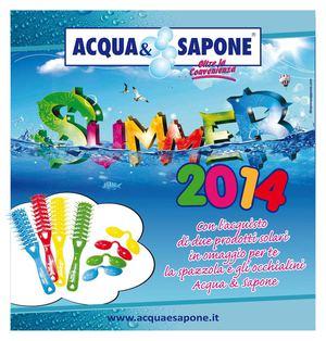 Calam o volantino acqua e sapone sicilia 16lug 2ago for Volantino acqua e sapone sicilia