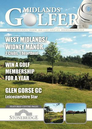 Midlands golfer Issue 13