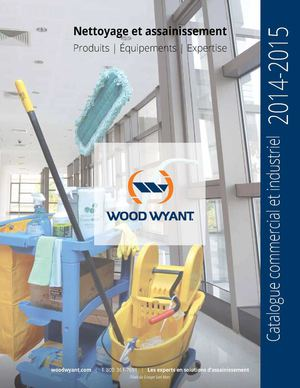 Wood Wyant - Catalogue commercial et industriel 2014-2015