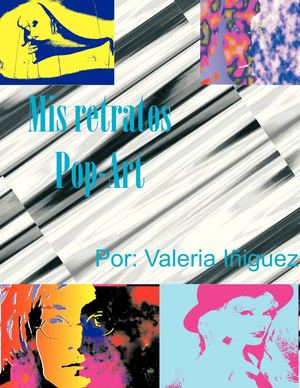 Creativo pop-art de Vale