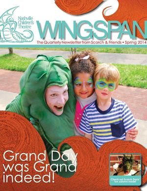 Nashville Children's Theatre Wingspan June 2014