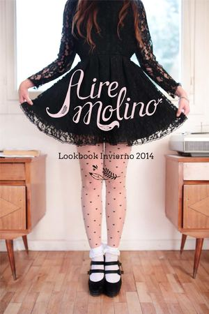 Lookbook Mayorista Aire Molino 2014