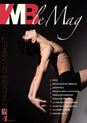 VMBallet le Mag #1