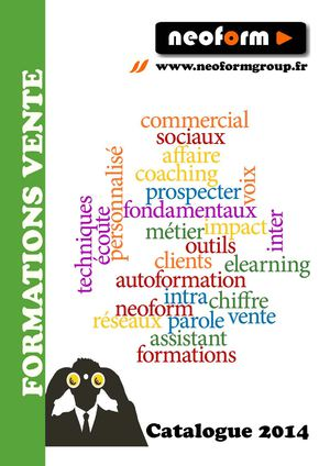 Formations Ventes