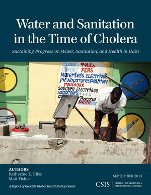 Water & Sanitation in the Time of Cholera