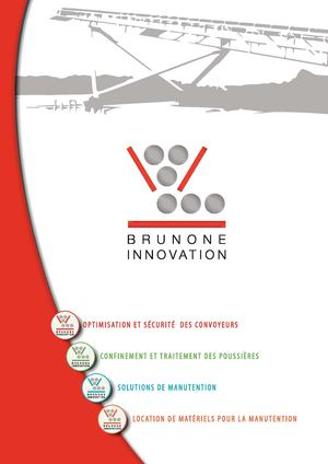 Brunone Innovation Plaquette commerciale