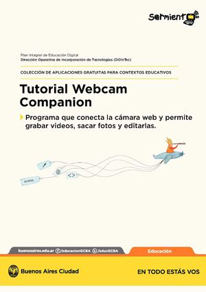 Tutorial Webcam Companion