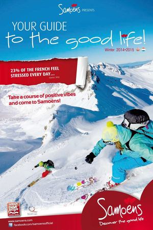Samoëns Brochure winter 2014-2015 - Guide to the good life