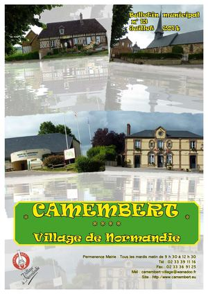 Camembert - Village de Normandie