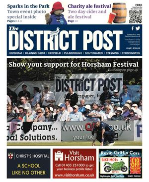 The District Post - 18th July 2014