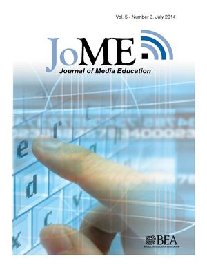 Journal of Media Education | July 2014