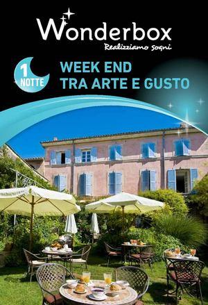 Calaméo - SU03 - Weekend tra arte e gusto - SC