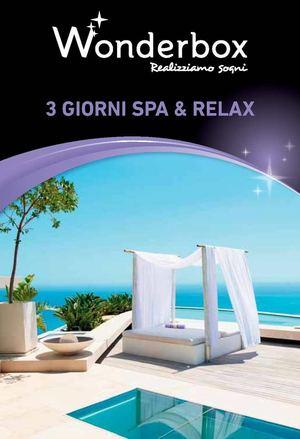 Calaméo - ST10 - 3 giorni spa & relax - SC
