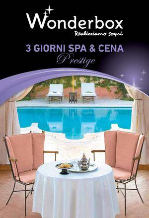 Calaméo - ST11 - 3 giorni spa & cena Prestige - AC