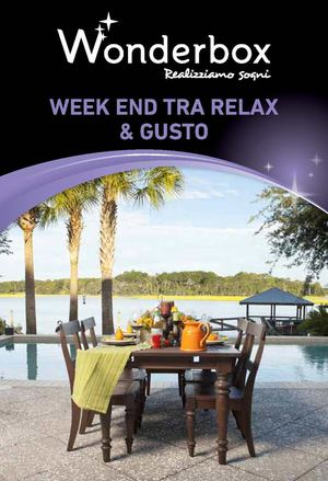 Calaméo - ST06 - Weekend tra relax & gusto - AC