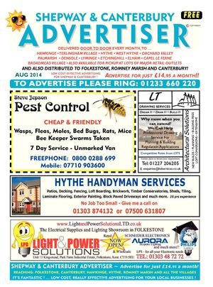 Shepway & Canterbury Advertiser