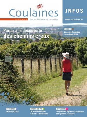 Coulaines infos n°16 / juillet 2014