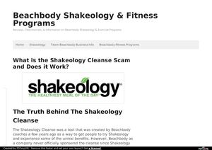 What is the Shakeology Cleanse Scam and Does it Work?