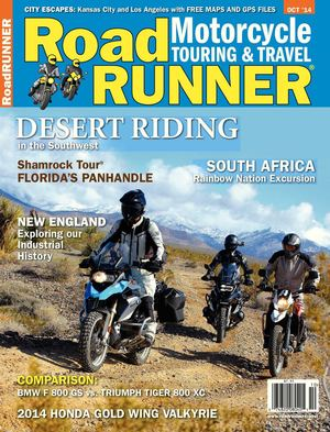 RoadRUNNER Magazine September/October 2014 Preview