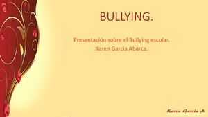 Bullying escolar.2