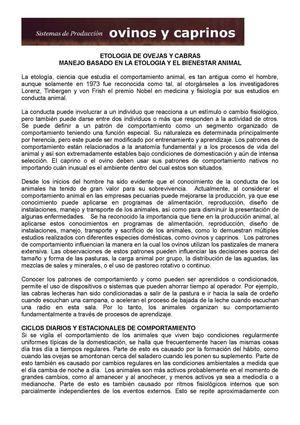 Calaméo - Ovinos y caprinos - Manejo