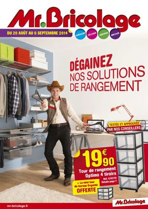 Catalogue T4 - Rangement version 24 pages