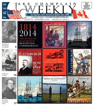 Lake Champlain Weekly | August 27, 2014 - September 2, 2014