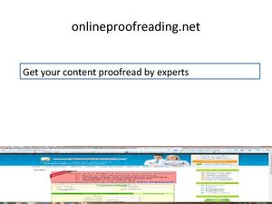 onlineproofreading.net