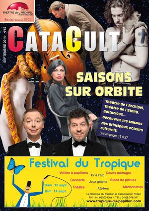 CATACULT n°62 - SEPTEMBRE 2014