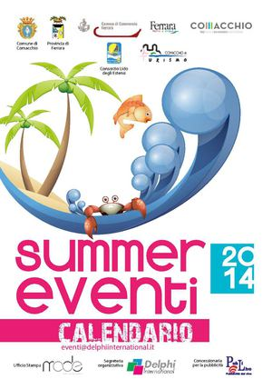 Summer Eventi Estate 2014