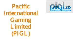 Racing Pacific International Gaming Limited