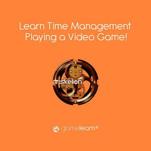 Game-based training|Time management skills|Gamelearn