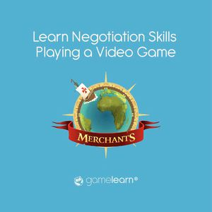 GBL|Game-based learning|Gamification|Negotiation skills