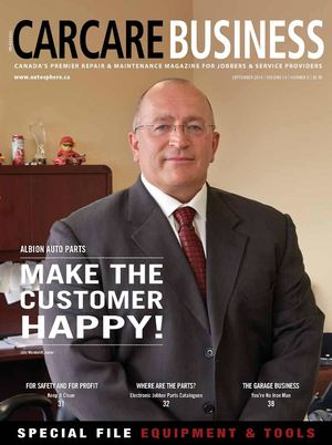 CarCare Business September 2014