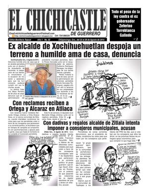 CHICHICAXTLE- 52