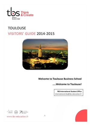 Visitors Guide 2014-2015