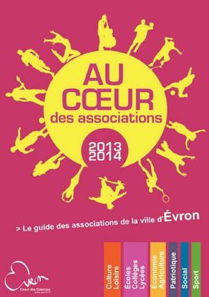 Guide des associations 2013-2014